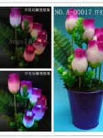 LED�色花��